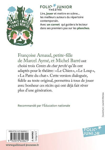 Trois contes du chat perché - Marcel Aymé