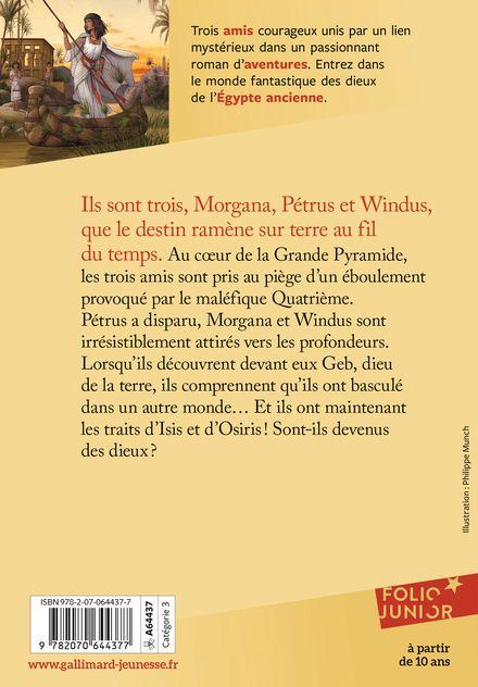 Le royaume d'Osiris - Évelyne Brisou-Pellen, Philippe Munch