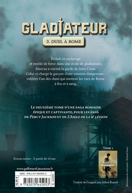 Gladiateur - Simon Scarrow