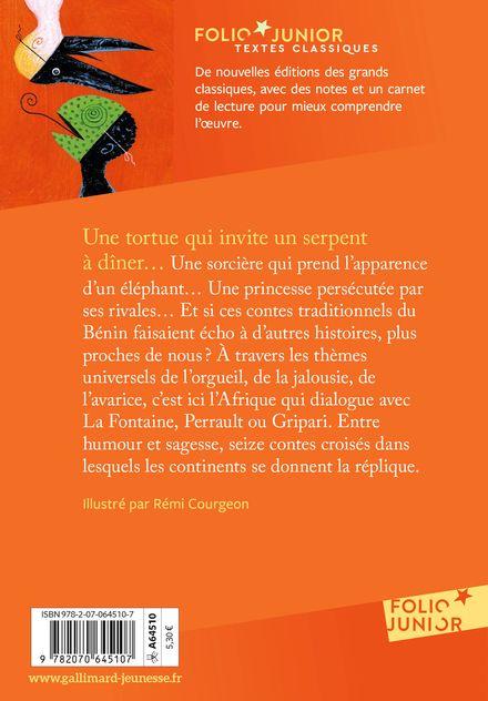 Contes croisés - Rémi Courgeon