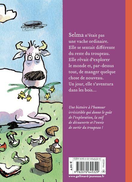 Selma, la drôle de vache - Barbara Nagelsmith, Tony Ross