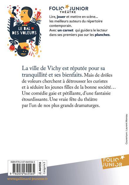 Le bal des voleurs - Jean Anouilh