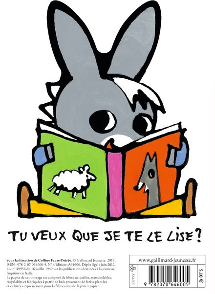 Le livre de Trotro - Bénédicte Guettier