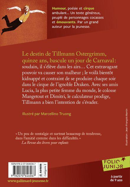 Le garçon qui volait - Jean-Claude Mourlevat, Marcelino Truong