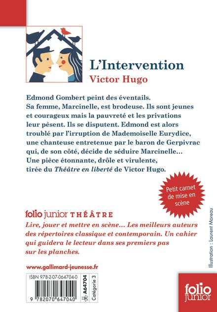 L'Intervention - Victor Hugo