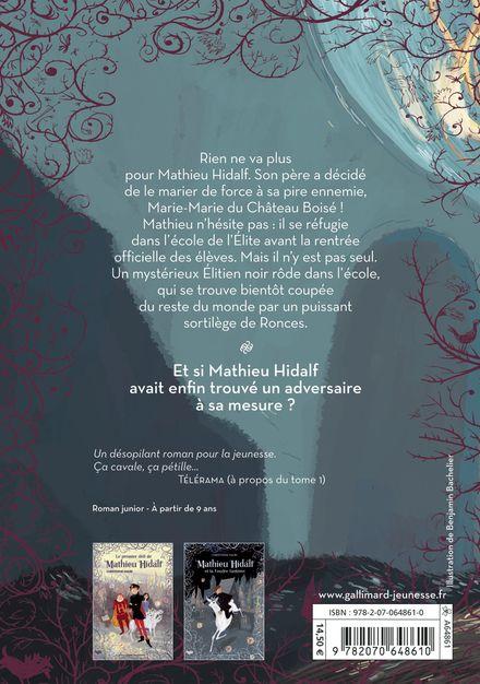 Mathieu Hidalf et le sortilège de Ronces - Christophe Mauri