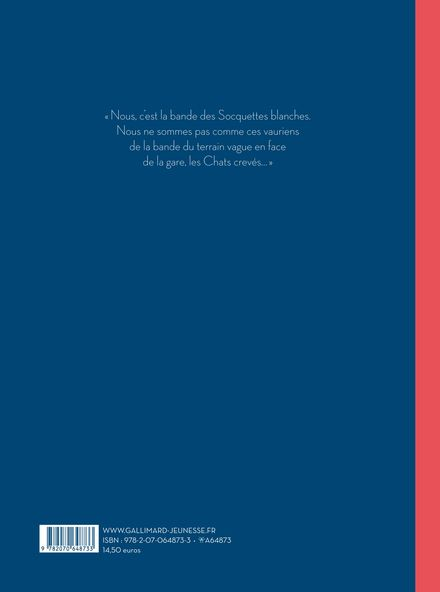 Les socquettes blanches - Vincent Cuvellier, Alexandra Pichard