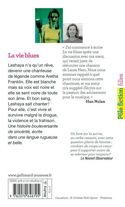 La Vie Blues - Han Nolan