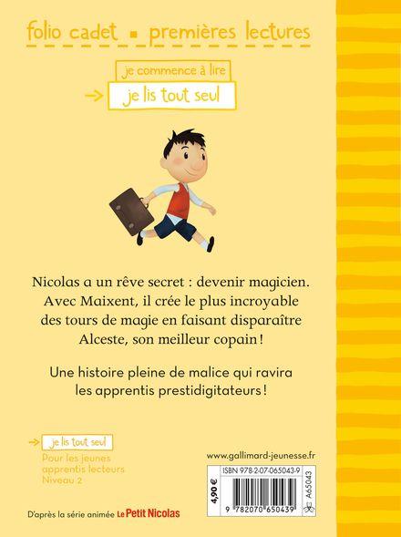 Abracadabra! - Emmanuelle Kecir-Lepetit