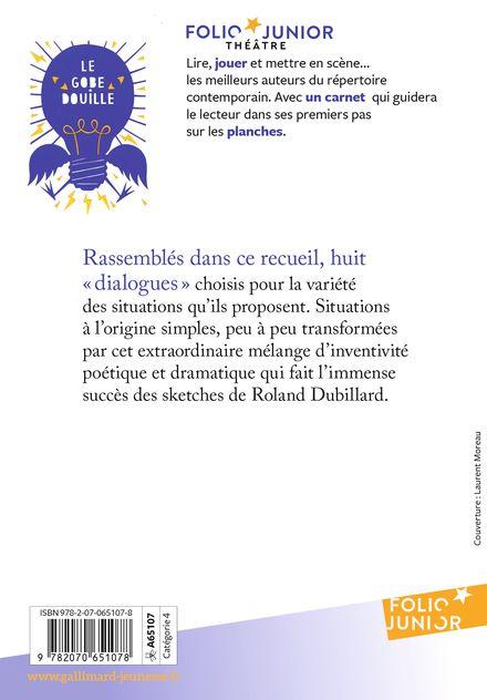 Le gobe-douille et autres diablogues - Roland Dubillard