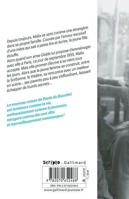 Je vous écrirai - Paule Du Bouchet