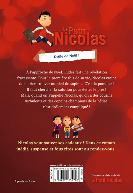 Drôle de Noël ! - Valérie Latour-Burney