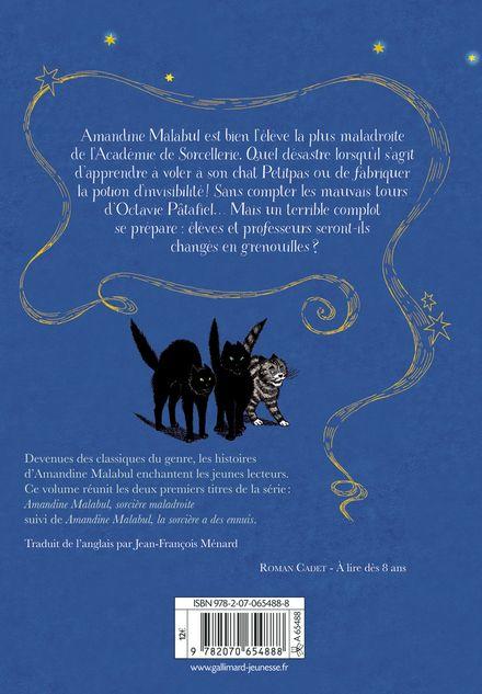 Amandine Malabul, apprentie sorcière - Jill Murphy