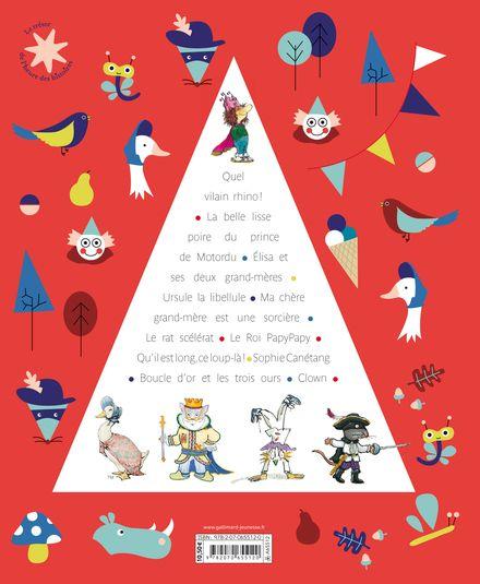Les plus belles histoires pour les enfants de 5 ans -  un collectif d'illustrateurs