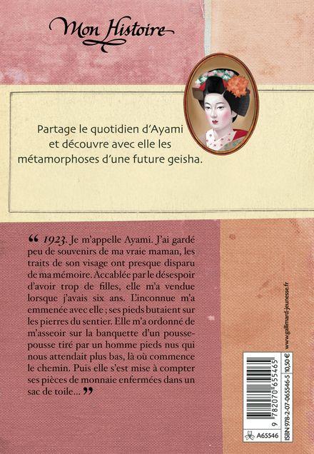 Apprentie geisha - Isabelle Duquesnoy