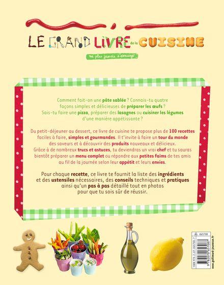 Le grand livre de la cuisine -