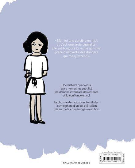 Ma sorcière et moi - Giovanna Calvino, Iris de Moüy
