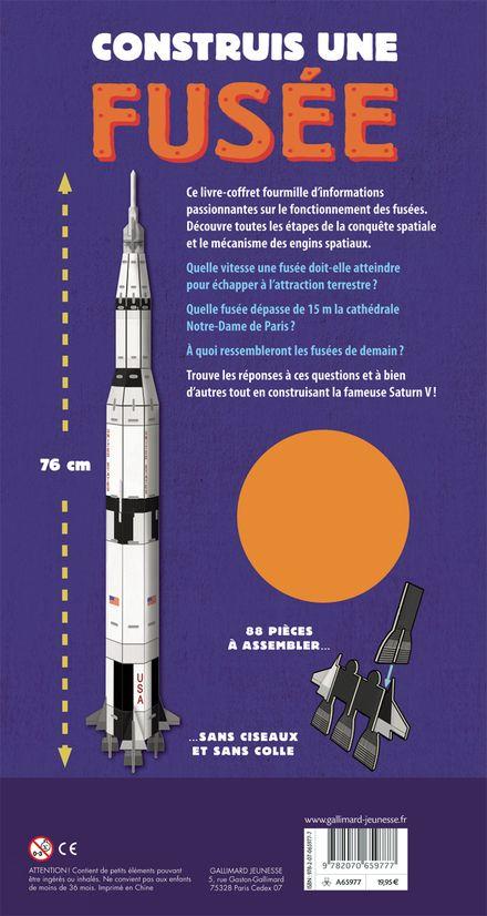 Construis une fusée - Galia Bernstein, Ian Graham, Mark Ruffle