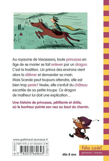 Princesse, dragon et autres salades - Magali Le Huche, Marie Vaudescal