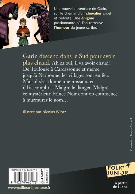 L'Anneau du Prince Noir - Évelyne Brisou-Pellen, Nicolas Wintz