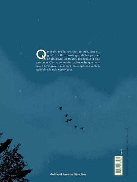 Les animaux dans la nuit - Emmanuel Polanco