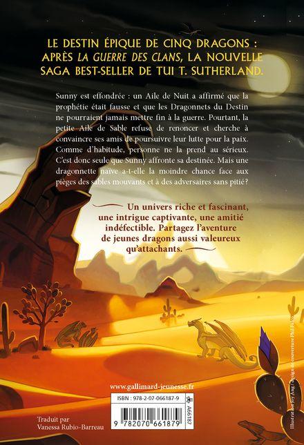 Les Royaumes de Feu, 5 - Tui T. Sutherland