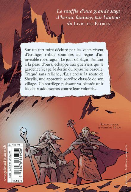 Terre-Dragon - Erik L'Homme