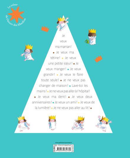 Le grand livre de la petite princesse - Tony Ross