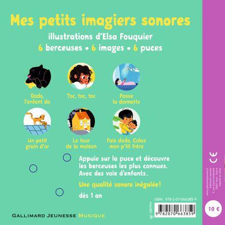 Mes berceuses - Elsa Fouquier