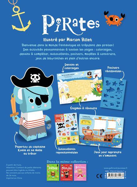Pirates - Marion Billet