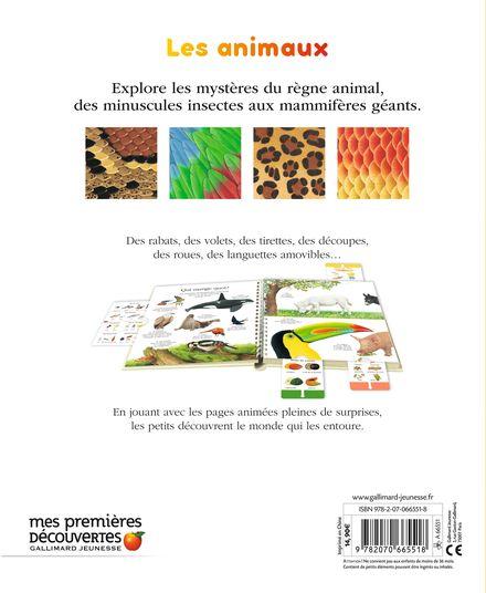 Explore! Les animaux - Delphine Badreddine,  un collectif d'illustrateurs