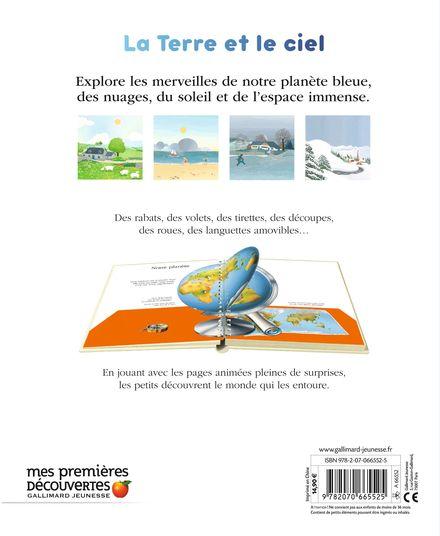 Explore! La Terre et le ciel - Delphine Badreddine,  un collectif d'illustrateurs