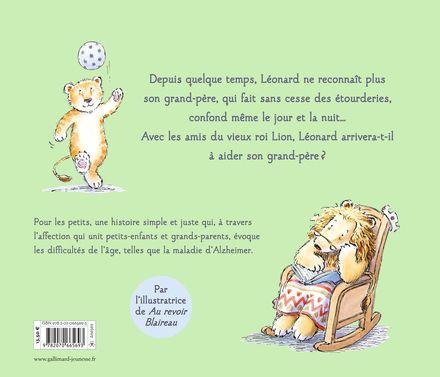 Grand-père Lion oublie tout - Julia Jarman, Susan Varley
