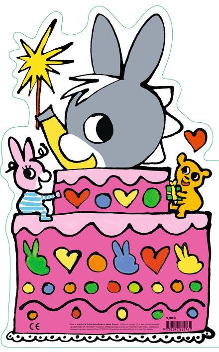 Joyeux anniversaire Trotro - Bénédicte Guettier