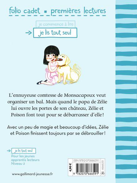 La comtesse de Monsacapoux - Amélie Graux, Nathalie Kuperman