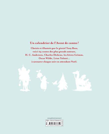 24 contes avant Noël - Tony Ross
