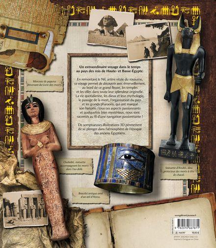 Les mystères de l'Égypte - S. A. Caldwell