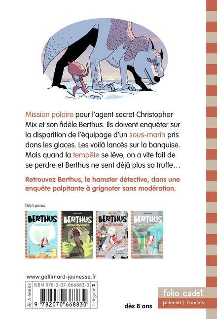 Héros du pôle - Benjamin Adam, Olivier Muller