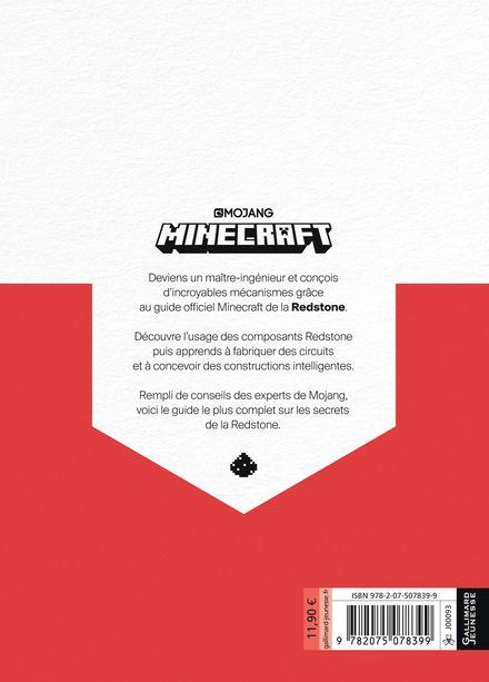Minecraft, le guide Redstone - Craig Jelley, Ryan Marsh