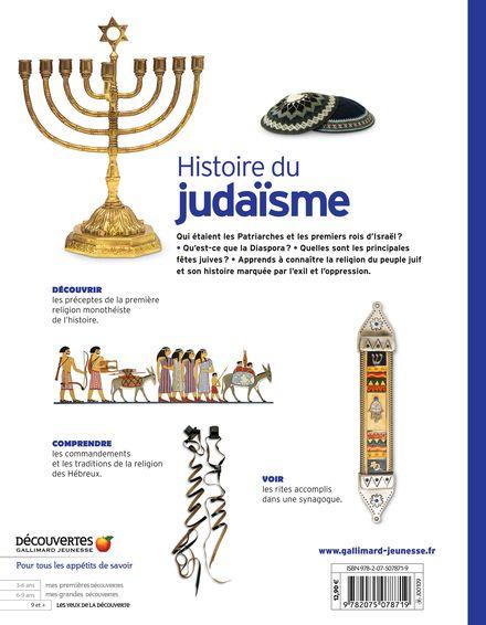 Histoire du judaïsme - Douglas Charing