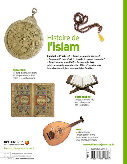 Histoire de l'islam - Philip Wilkinson