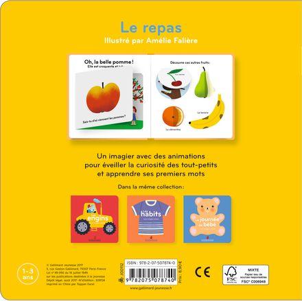 Le repas - Amélie Falière
