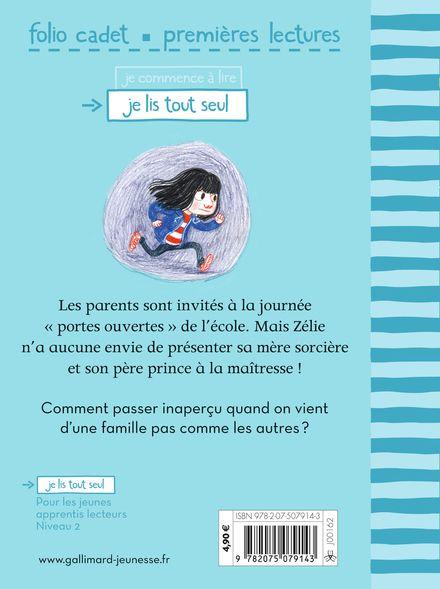 La visite des parents - Amélie Graux, Nathalie Kuperman