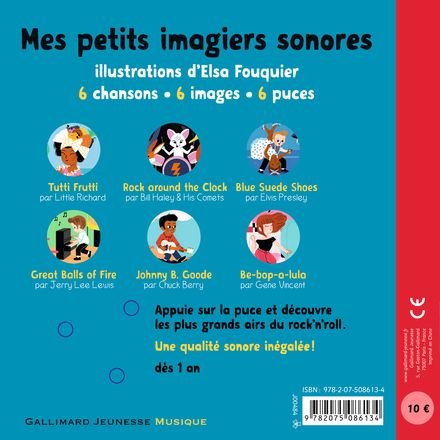 Rock'n'roll baby! - Elsa Fouquier