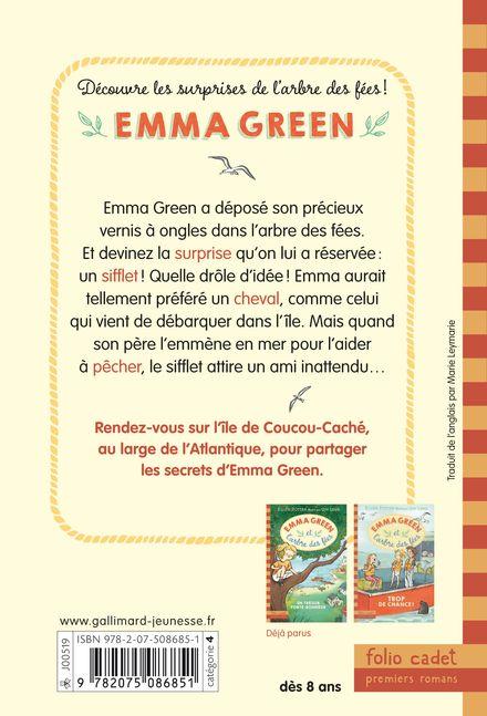 Emma Green et l'arbre des fées, 3 - Qin Leng, Ellen Potter