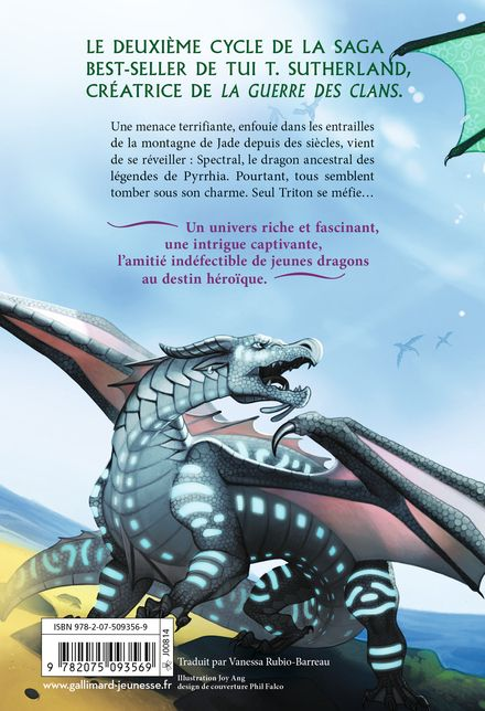 Les Royaumes de Feu, 9 - Tui T. Sutherland