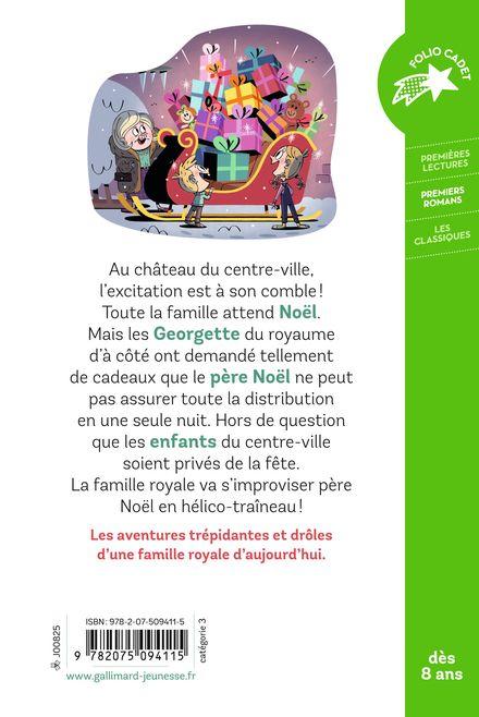 Noël en hélico-traîneau - Aurore Damant, Christophe Mauri
