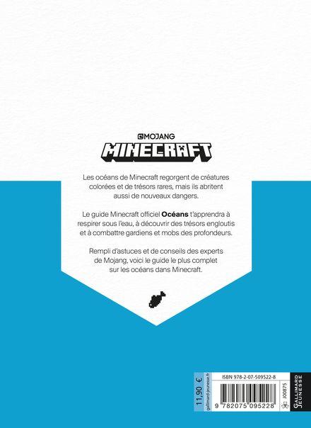 Minecraft, Le guide Océans - Ryan Marsh, Stephanie Milton