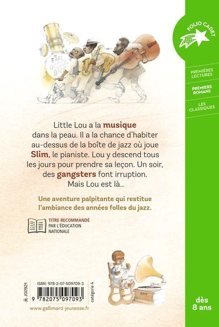 Little Lou - Jean Claverie