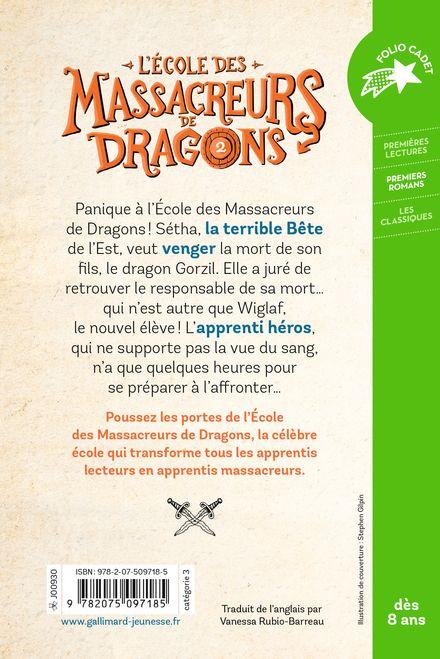 La vengeance du dragon - Bill Basso, Kate McMullan